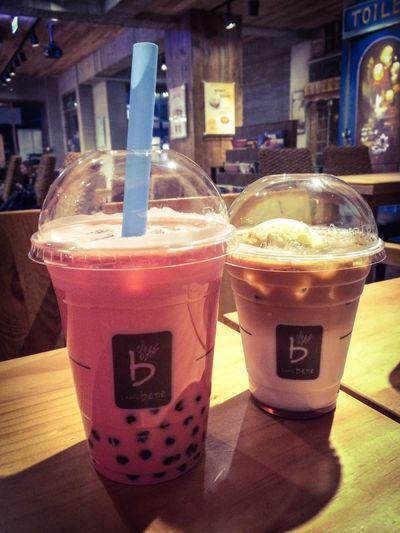 Bubbletea Pink