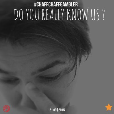 Do you really know us... | Chaff Chaff Gambler | Love Music Blackandwhite First Eyeem Photo Studio Taking Photos