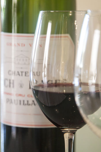 Alcohol Bordeaux Bordeaux, France Close-up Drink Food And Drink Glass Half Full Indoors  Red Wine Wine Wineglass
