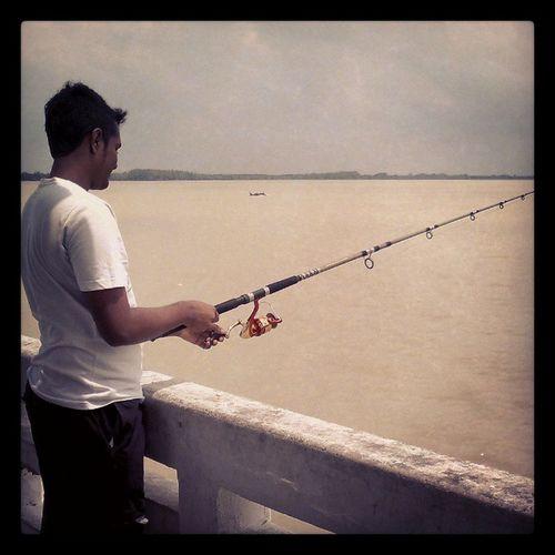 FirstTime Fishing BaganDatoh