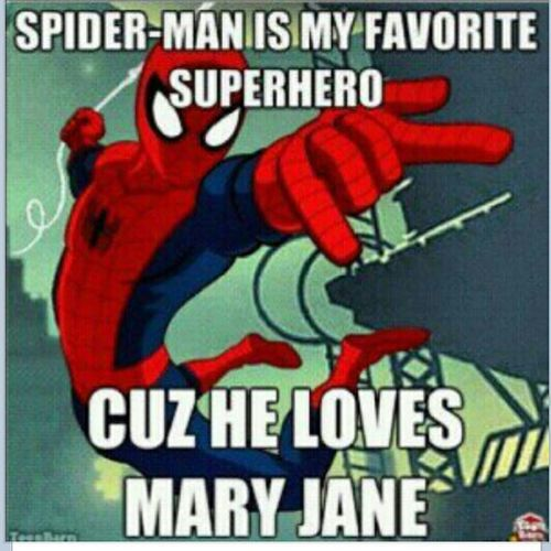 Spider Man Be Blowin :D