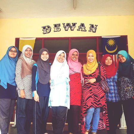 Meeting team Sibu Sarawak