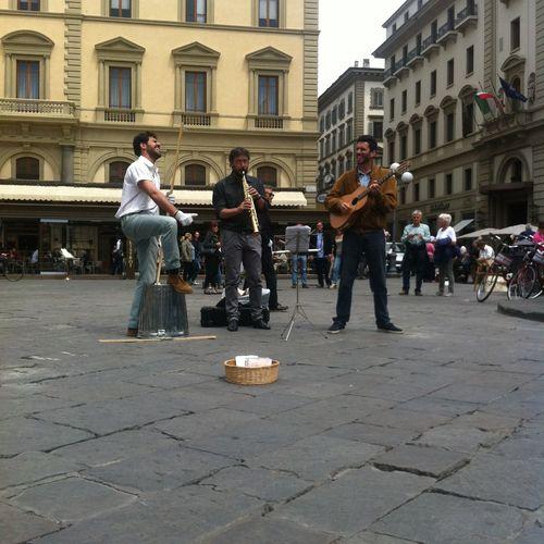 Florencia Firenze Tuscany Toscana Italy Music Piaceri Proletari