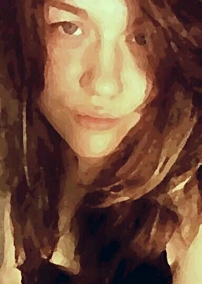 Collab with the lovely DeepWoods Darlin' Friendly Collab Portrait Painterly Portraits