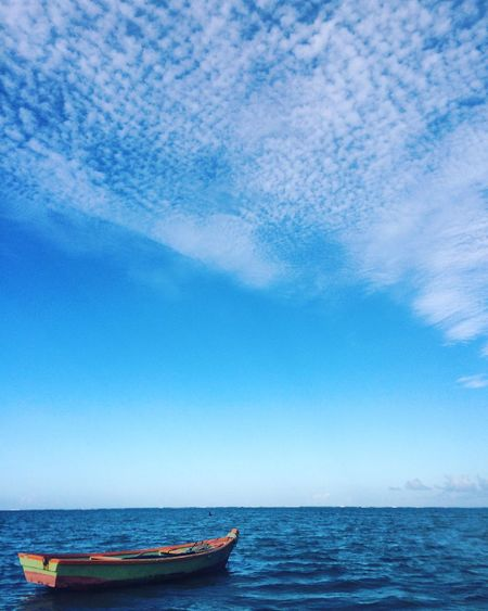 Blue Sky Ocean Navegation Clounds And Sky Textureblue White Color Photography Photooftheday Freedom Amazing Brazilian Sunset Nature