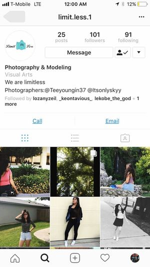 Follow tus on Instagram!! Come share and support our page! Send in your pics to me and I'll make sure to add your photo to our page!! Thank you! Follow Instagramer Model Modeling Fashion Modeling models