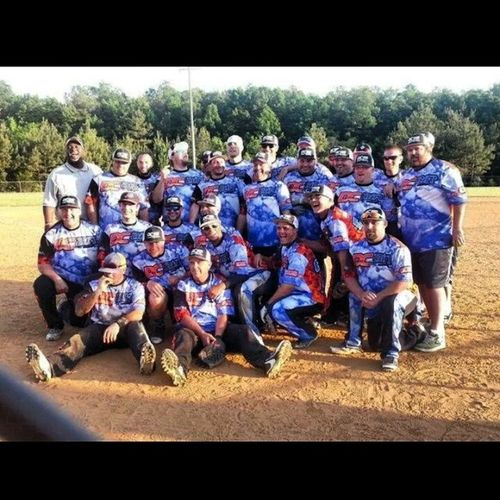 Great weekend in VA with the fam Njdcair VAdcair Family Softball beastofeast mdw NJ 1 VA 0