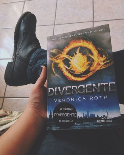 Perfection I Love Read Divergent