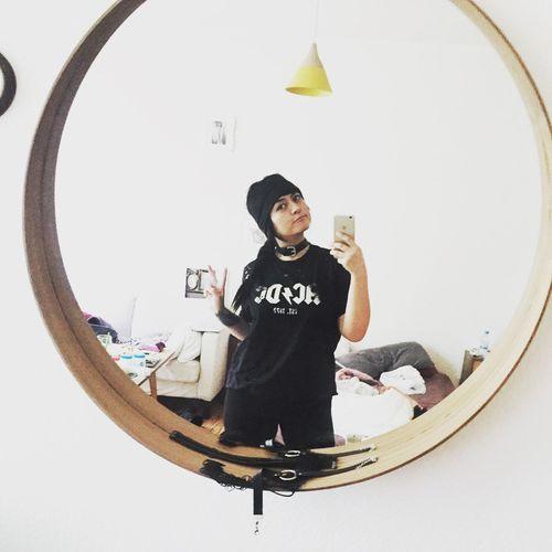 Looking At Camera Ego Selfie ✌ Black Myself LoveMe Berlin Artist Fashion