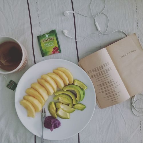 Goodbook Goodbookandchill Snackporn Healthy Eating Ready-to-eat Tea - Hot Drink Tea Cup Tea Is Healthy Johngrishambooks The Confession