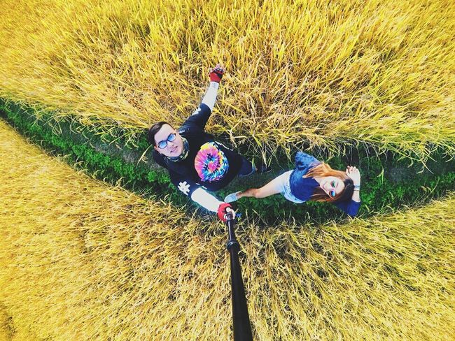 The golden rice Relaxing EyeEm Thailand Travel Nature Photography Taking Photos Enjoying Life Goprohero4 Gopro Open Edit
