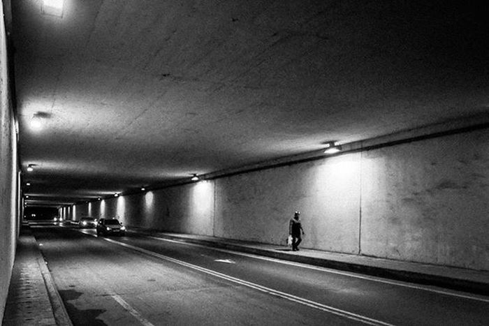 a man walked out of the tunnel Vscocam VSCO Vscomalaysia Amalaysianphoto Mshjournal Lensculture