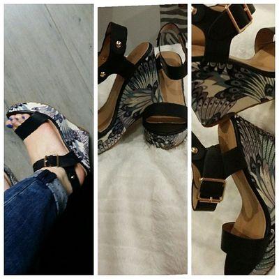 Nouvel Acquisition Chaussure Talon Paillettes Loveyuuuuuu 👡💲💰👖