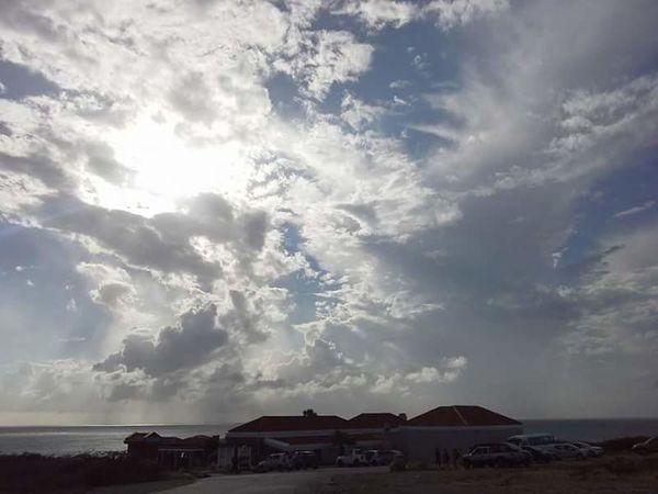 Aruba Sky Aruba Arubablue Lighthouse Skies And Clouds Aruba Lighthouse