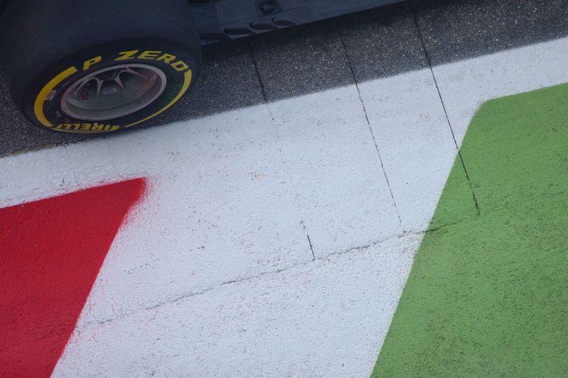 Monza Granprix Speed Formula 1 Car Pirelli Italy Italy🇮🇹