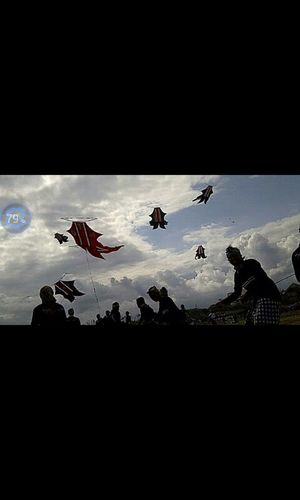 awesome....kite festival in bali