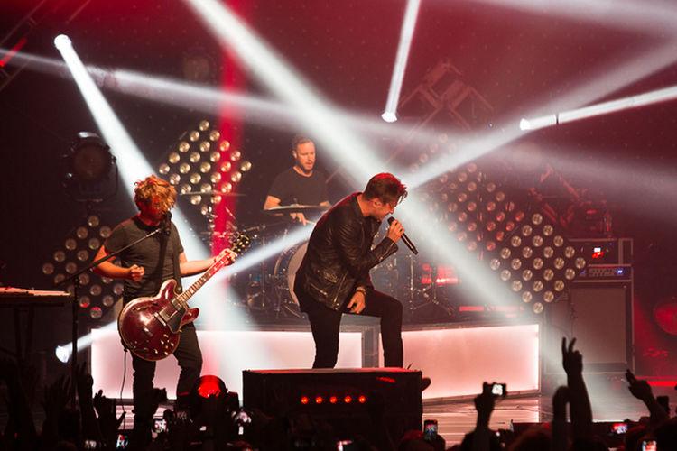 Onerepublic Concert Minsk