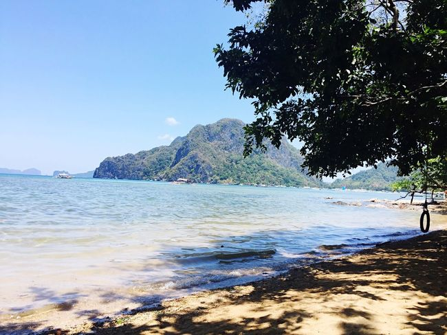 IPhoneography Taking Photos Beachphotography Palawanadventures Elnido