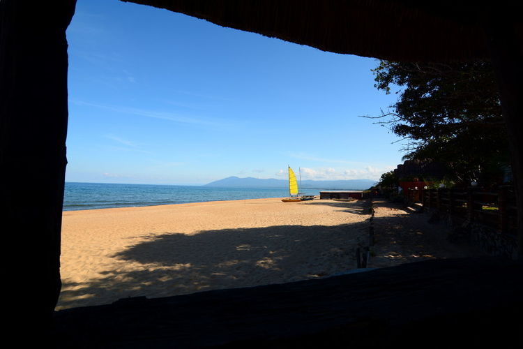 Kande Beach. Lake Malawi Africa African Beach Beachphotography Frame It! Framed Kande Beach Kande Beach, Malawi Lake Lake Malawi Landscape Malawi Outdoors Sand Shore Travel Travel Photography Travelphotography Miles Away