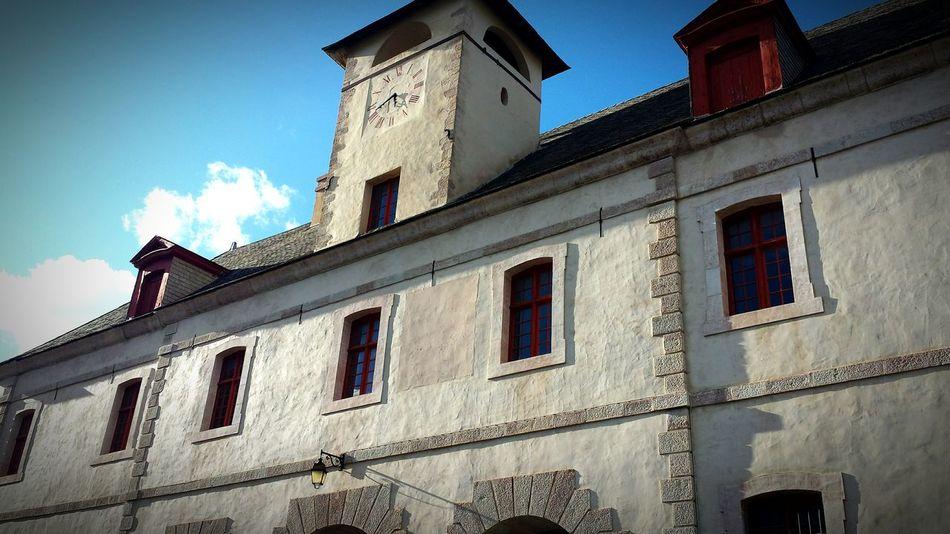 My Village Alpes Vauban Architecture Pavillon De L'horloge