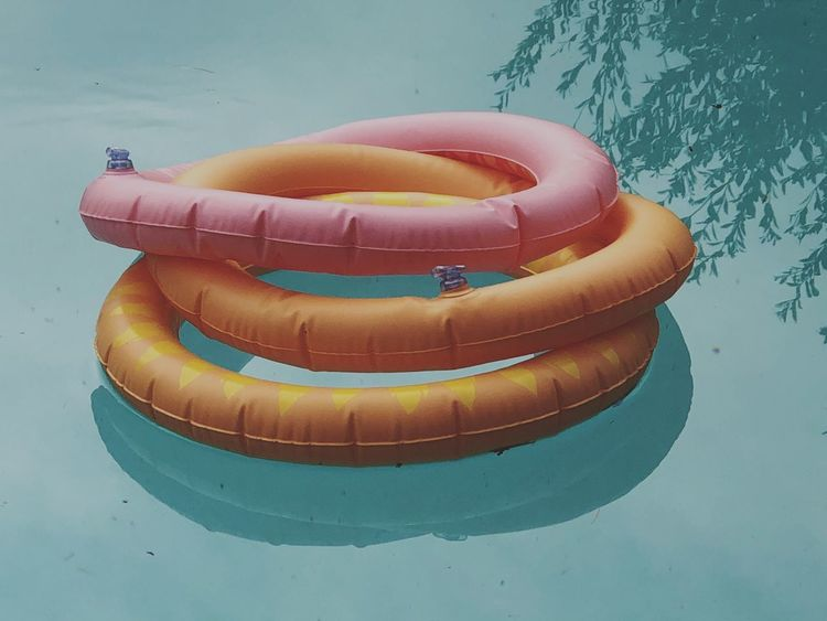 EyeEm Selects Inflatable  Inflatable Ring Swimming Pool Water No People Day