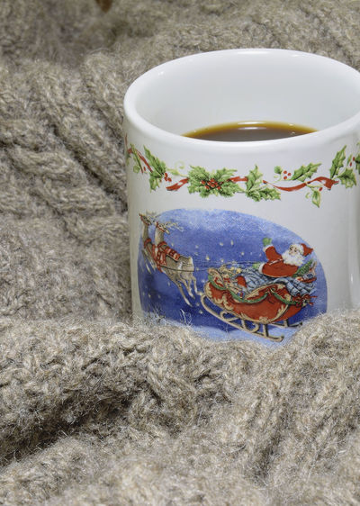 Beverage Blancket Christmas Christmastime Drink Holiday Home Inside Italy Lifestyles Morning Natural Relaxing Rusty Still Life Time For Breakfast  Tranquility Warm Weekend Winter Wool Xmas