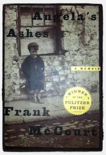 New Reading Material Angela's Ashes Frank McCourt