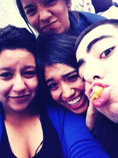 Mis Amiguitos Los Pedorros. <3