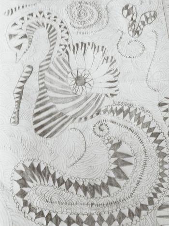 """Fui rabiscando, rabiscando e rabiscando até que fui me dar conta que tinha desenhado um """" sisney """" hehhsuw mais de 1 hora de trabalho mais valeu a pena hahha!!!! Desenho Inspired"""