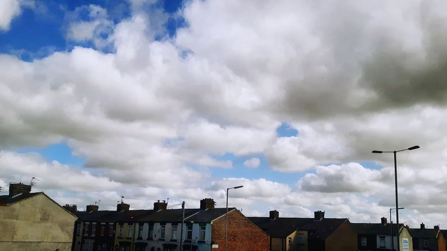 Cloudybluesky