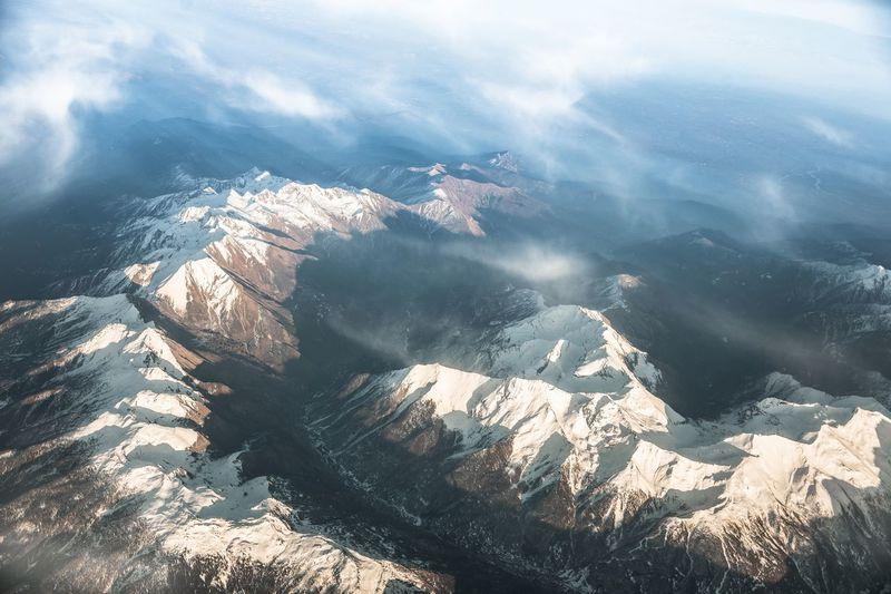 The Alps /