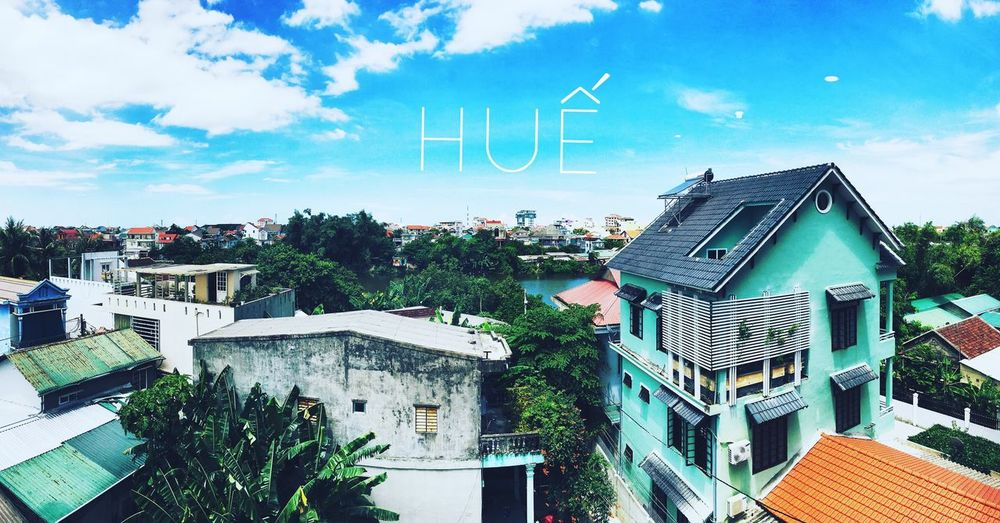 The colours of Hue, Vietnam First Eyeem Photo