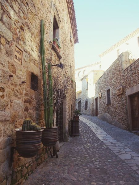 EyeEm Selects Architecture Built Structure Building Exterior Day No People Outdoors Sky Catalunya Catalonia Old House Village