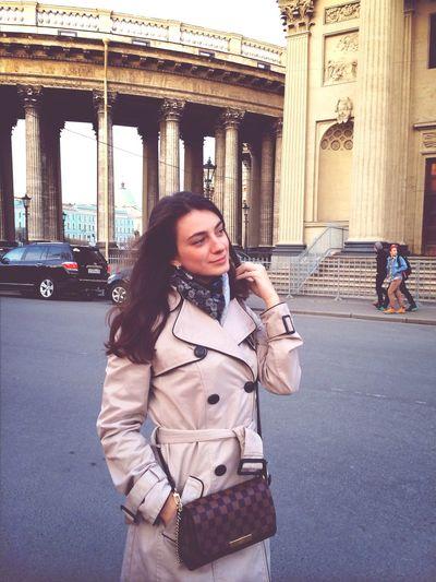 Pantone Colors By GIZMON Louis Vuitton Saint Petersburg Outfit