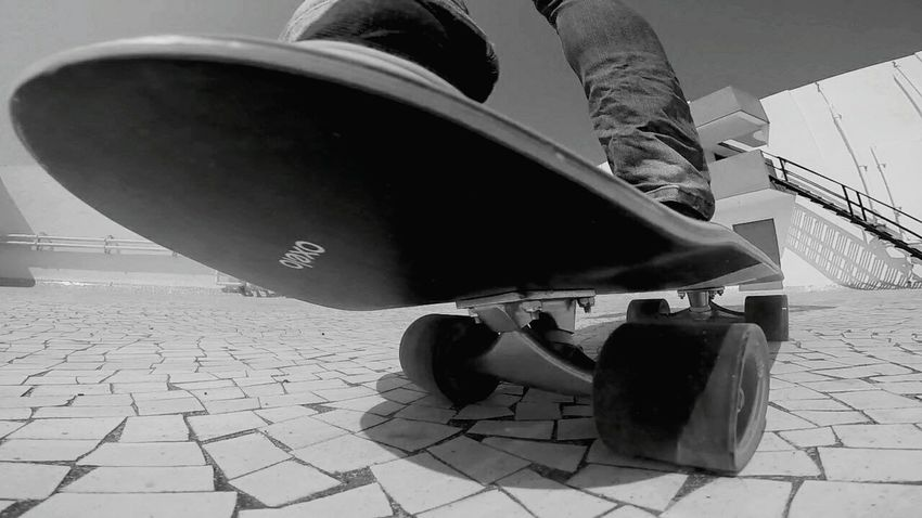 Recreational  Skateboards That's Me Gopro