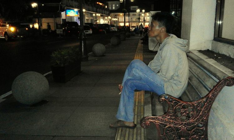 Bandung in the night...Colour Of Life