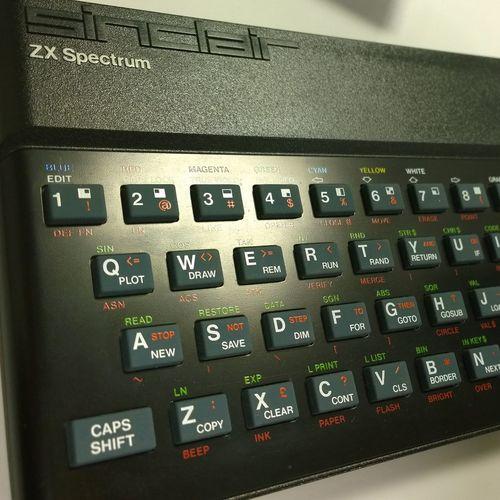 Zxspectrum Retrogaming Retrogames Retro 8bit Gaming Computergames