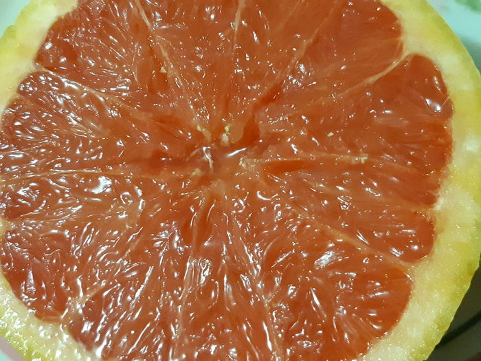 juicey Happy Monday Red Grapefruit Healthy Lifestyle Fruit SLICE Citrus Fruit Close-up Food And Drink Grapefruit Halved Vitamin C Cross Section