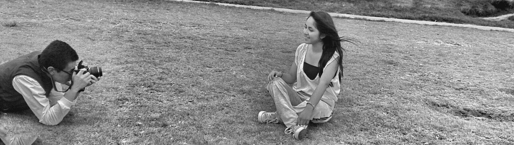 Fotógrafo: Santiago Santillán. Modelo: Liss Alejandra.