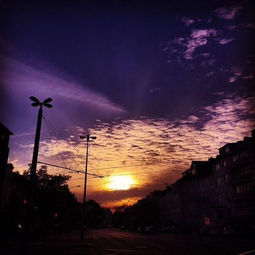Bremen Bremen City Sonne Schönerhimmel