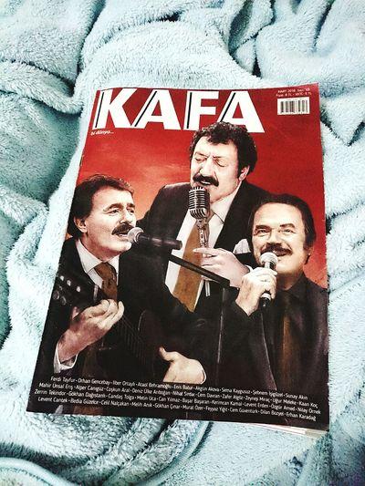 """babalar"" Kafadergisi Written"