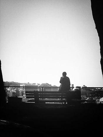Black & White Monochrome LisbonLight Lisbon
