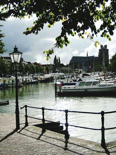 Dordrecht Holland City Travel Rule Of Thirds Open Edit Koningsdag 2015 Kings Visit