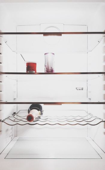 Fridge Fridge Poetry Cold Empty Single Sparkling Wine Yoghurt Socket Light Frozen Go Shopping Hungry Directly Above Inside Things Inside Still Life Taking Photos Kitchen Kitchen Art In My Kitchen Cooking EyeEm Gallery No People Arrangement Wine Moments