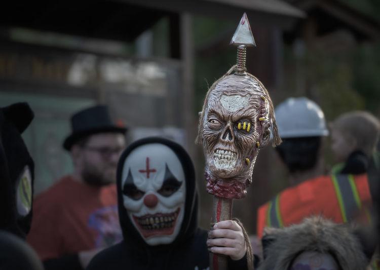 Representation Art And Craft Mask Creativity Human Skeleton Mask - Disguise Celebration Halloween