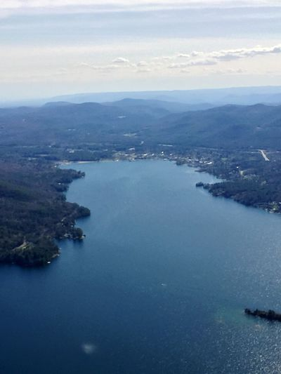 Lakegeorge Lake View Enjoying The View Aerialphotography From An Airplane Window View From An Airplane Aerial Photography Flying Aerial View Aerial Shot