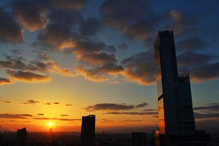 Whiteday's Sunset