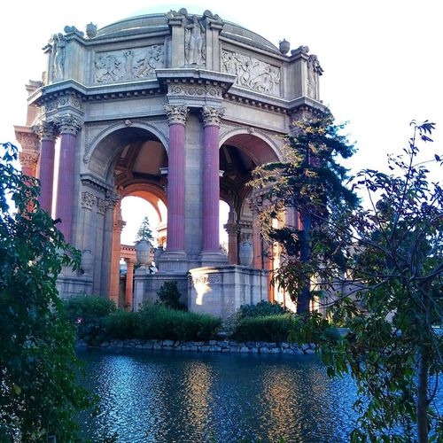 Travel Photography The Palace Of Fine Arts, SF Taking Photos Just Chillin' San Francisco