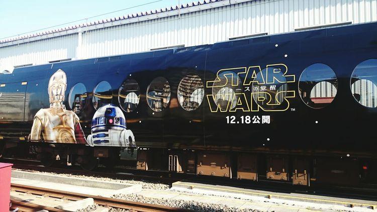 Star Wars Osaka,Japan Train