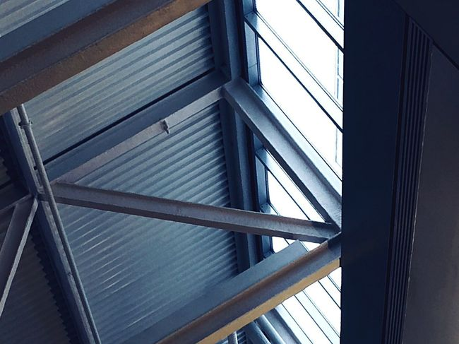 Window Full Frame Built Structure Indoors  Architecture No People The Graphic City Day Low Angle View